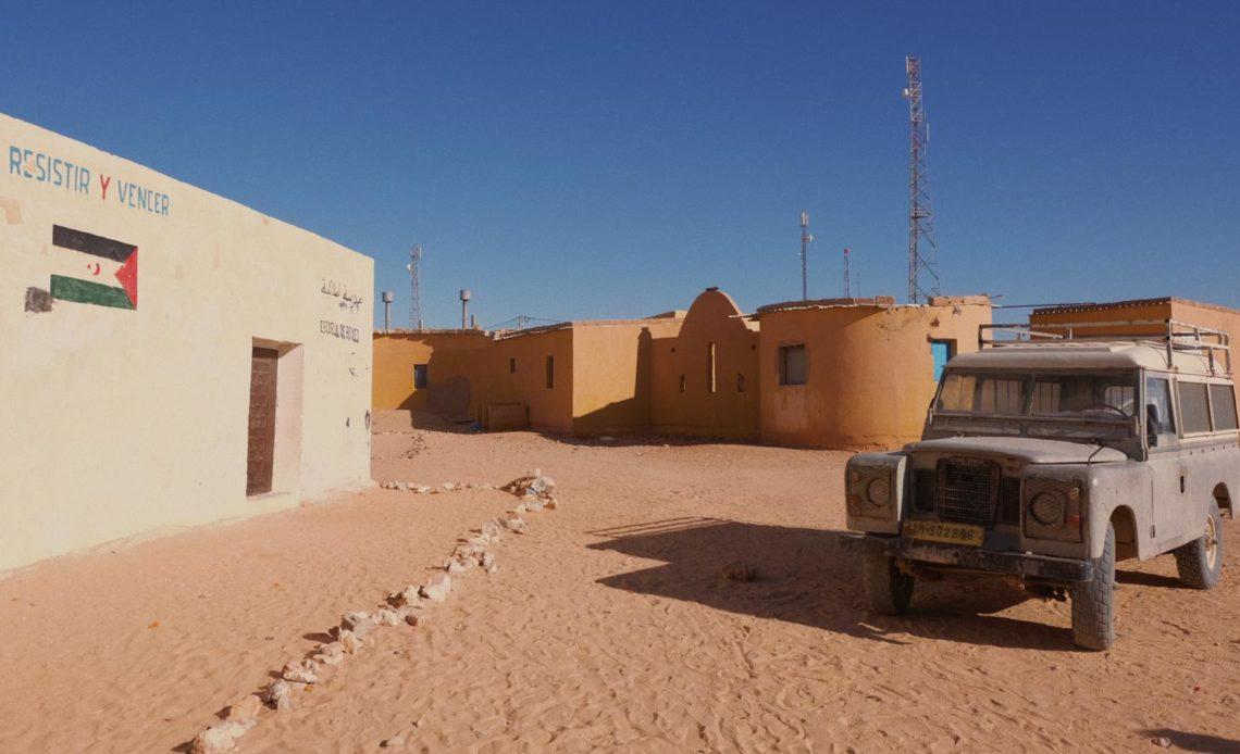 campament sahrauí